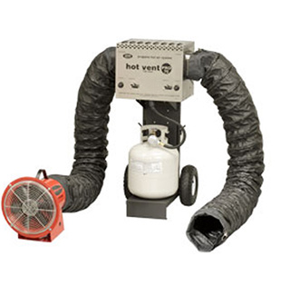 Pro Vent 70 Heater - Item 5990 replacement items