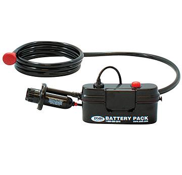 Zodi's multi-purpose and convenient Battery Powered Shower | Zodi.com