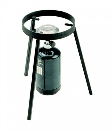 Zodi Extreme Stove for use with the Zodi Extreme Shower | Great for use as a portable cooking stove | Zodi.com