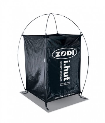 i.hut Shower Enclosure  sc 1 st  Zodi.com & hut extra-large shower and privacy tent | Zodi.com