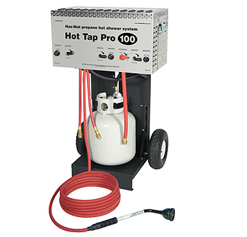 Pro 100 Hot Tap Portable Hot Shower And Water Heater