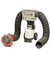 Pro Vent 70 u0026 Pro Combo  sc 1 st  Zodi.com & Industrial and Military Grade Hot Showers Water Heaters and ...